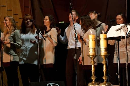 Wspólnota,  Wspólnota Jednego Ducha,  Wieczór Chwały,  2012.01.26