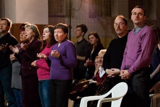 Wspólnota,  Wspólnota Jednego Ducha,  Wieczór Chwały,  2012.02.23