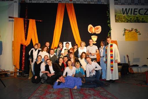 Wspólnota,  Wspólnota Jednego Ducha,  Wieczór Chwały,  Wieczór Chwały w Międzyrzecu Podlaskim, 2010.03.27