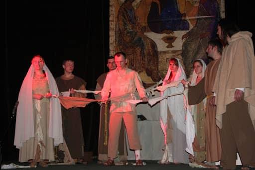 Wspólnota,  Wspólnota Jednego Ducha,  Zraniony Pasterz, 2009.03.22