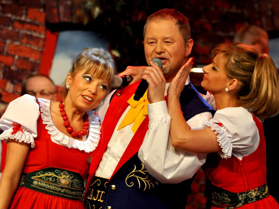 Mirek Jedrowski Show