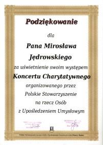 Polskie Stowarzyszenie na rzecz Osób z Upośledzeniem Umysłowym 2011
