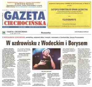 Gazeta Ciechocińska