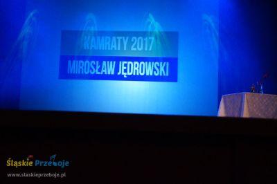 Miroslaw Jedrowski Nagroda Kamrata Ślonskij Gotki