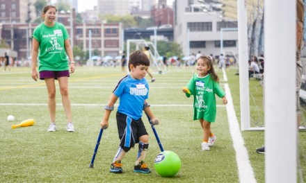Children with Disabilities Need Exercise Too