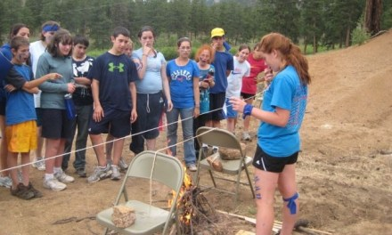 Jewish Outdoors Camp in the Colorado Rockies: A Staff's Perspective