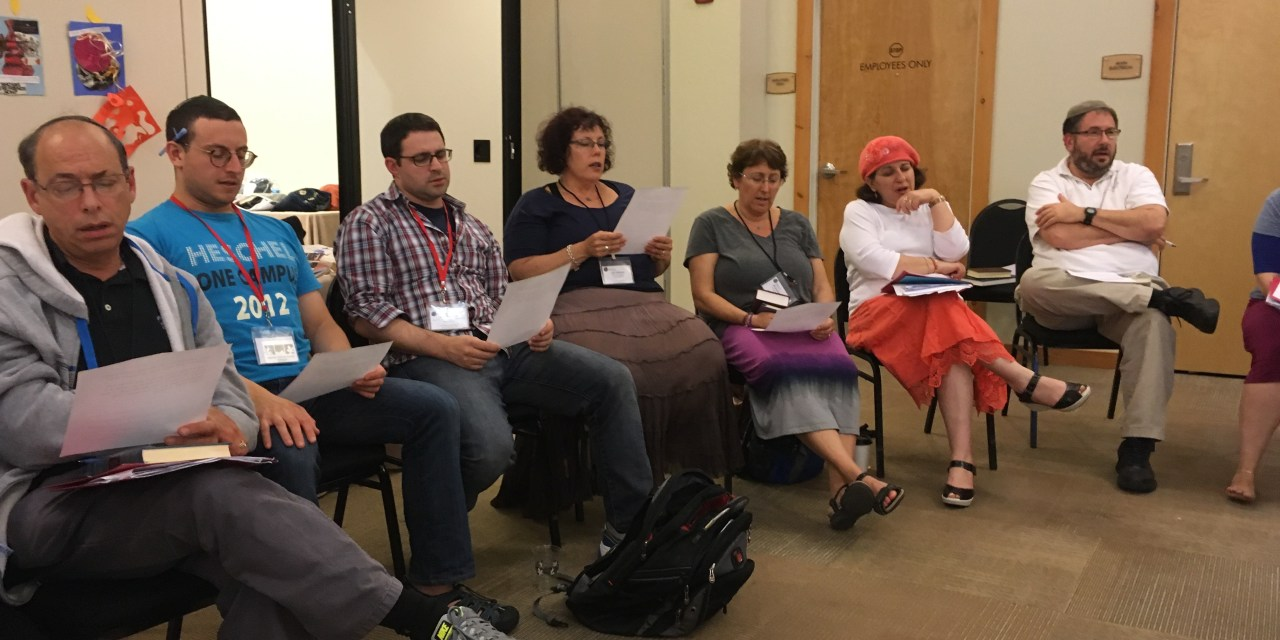 Pardes brings together teachers across denominations to tackle Tefilah crisis in schools