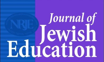 The Journal of Jewish Education Opens Access Through BJPA