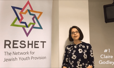Reshet holds Healthy Relationships Conference with 'mental health Tsar' Natasha Devon MBE