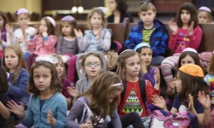 Inspiring Things Are Happening … in Hebrew School?!
