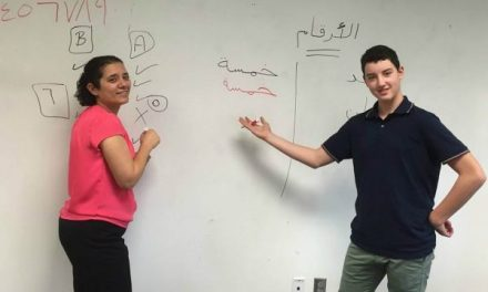 What Voldemort Can Teach Us About Jewish Education: The Missing Palestinian in Israel Education