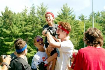 The Job of Making Mensches: Campers with Integrity and Honor
