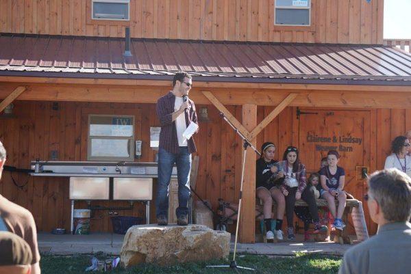 Boulder JCC Dedicates New Barn at Milk and Honey Farm Opening