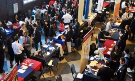 Two Wharton students devised an app to make networking easier