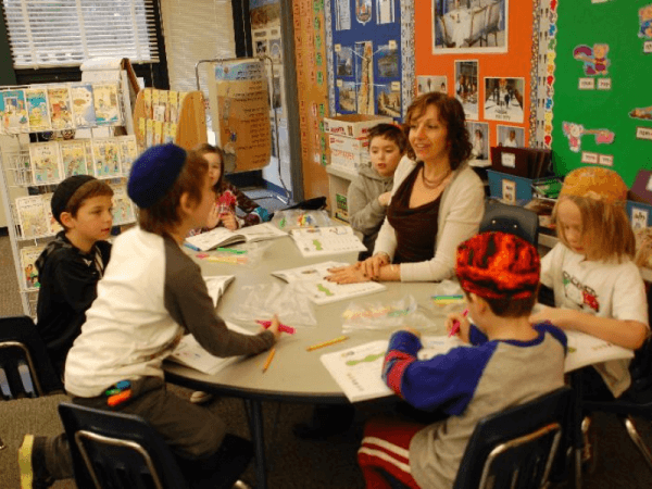 Jewish Text Engaging with Our Students' Souls