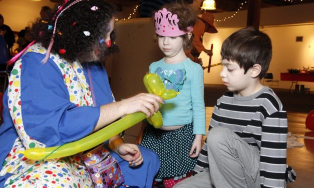 Giving Families and Children Access to Jewish Experiences, No Matter What