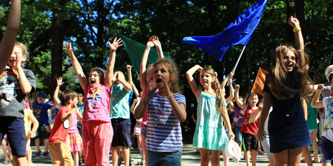 Why Jewish Camp Is Different From All Other Camps