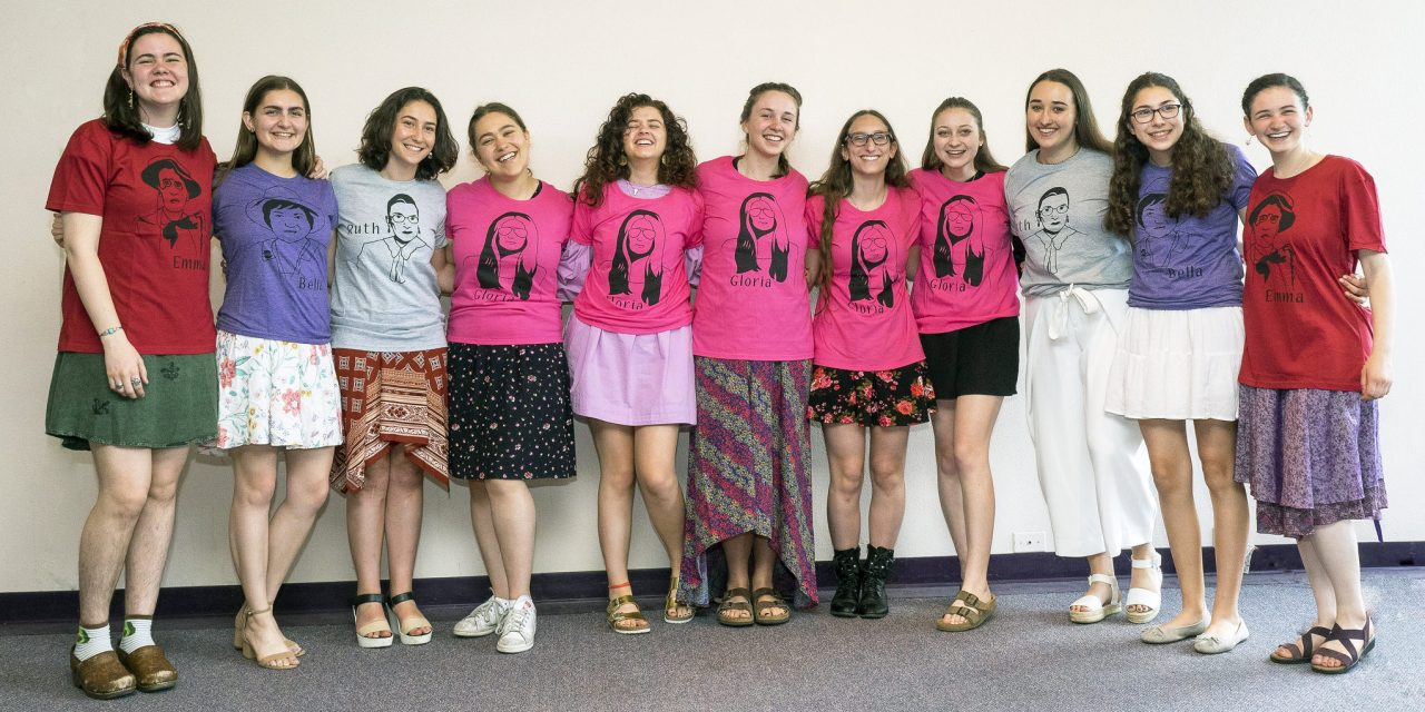 Jewish Women's Archive Celebrates Five Years of the Rising Voices Fellowship