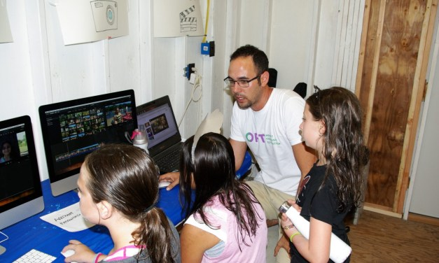 ORT Brings STEAM Programs to American Jewish Summer Camps