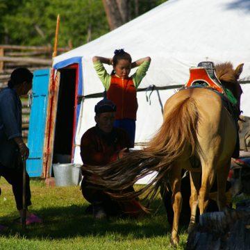 Mongolska niedziela