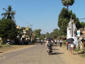 Droga przez wioskę