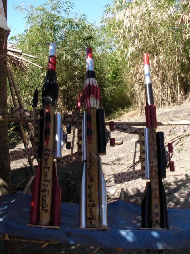 Drewniane bazooki...
