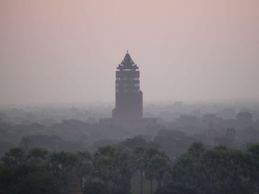 Wieża widokowa - raczej nie jest oblegana