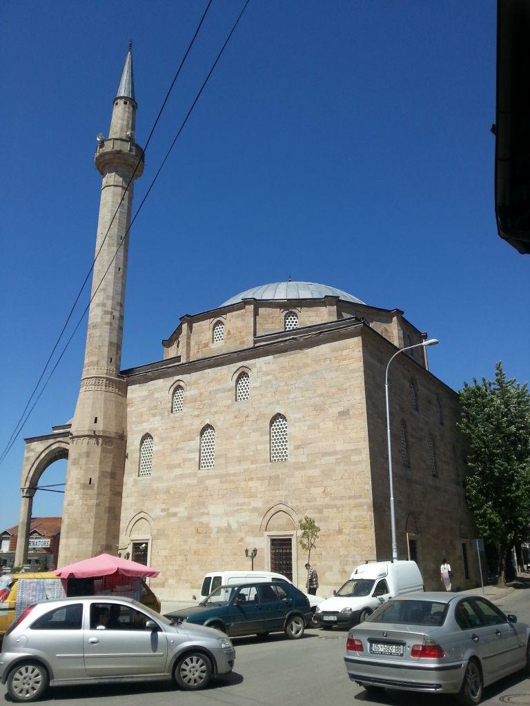 Prisztina - stare miasto