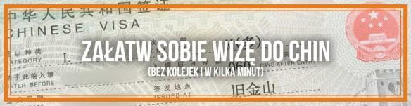Aina.pl - wiza do Chin