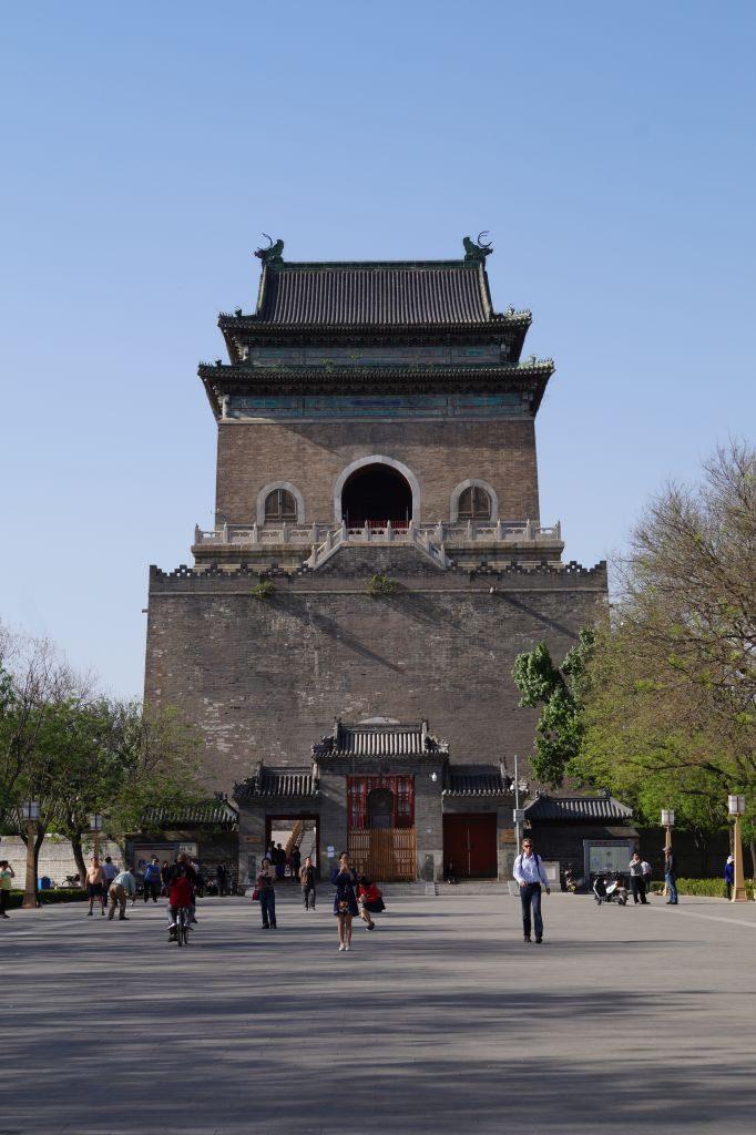 Pekin - Wieża Dzwonów