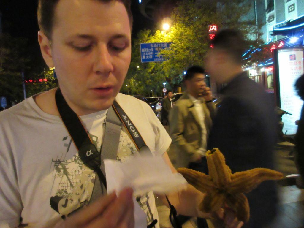 Pekin - Nocny Targ