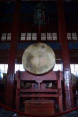 Największy bęben w Pekinie. Chyba