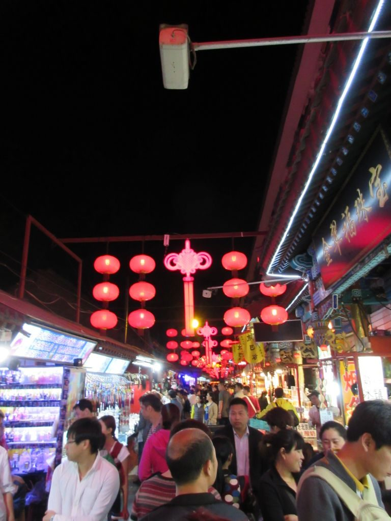 Pekin - okolice Dongsi