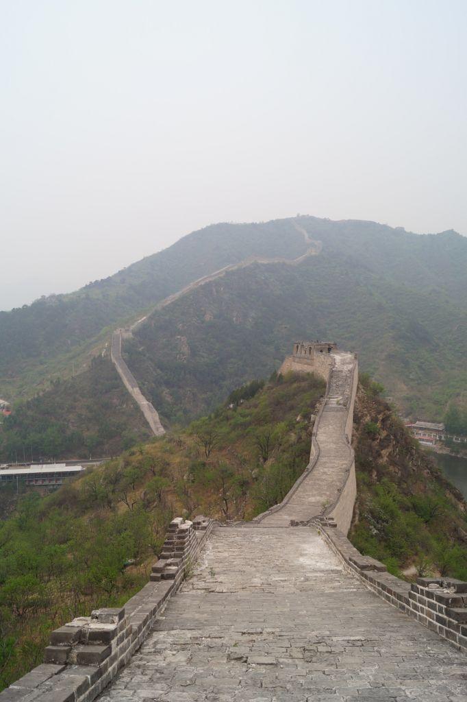 Wielki Mur w Huanghua Cheng
