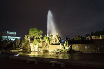 Pjongjang - okolice Placu Kim Ir Sena