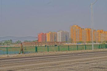 Pjongjang - most Rungna