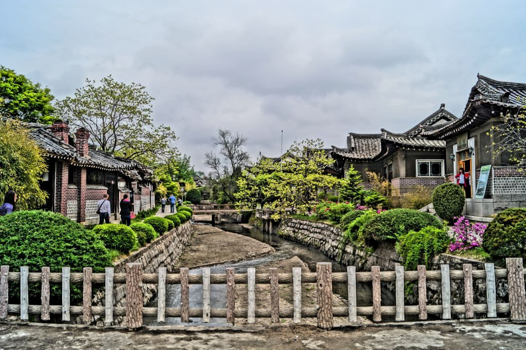Kaesong - restauracja dla turystów