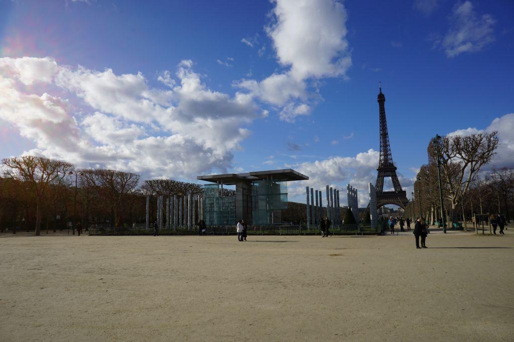 Paryż - Pola Marsowe