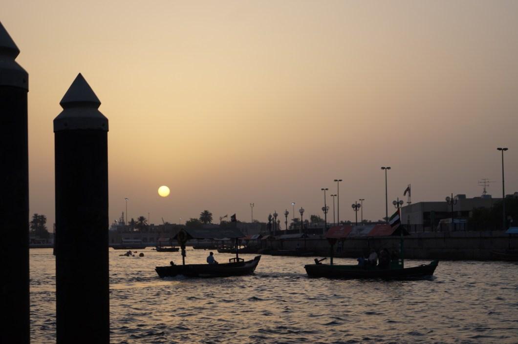Dubaj - Zatoka Dubajska