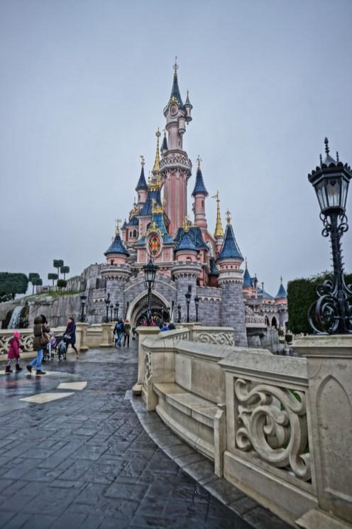 Eurodisneyland - Zamek Śpiącej Królewny