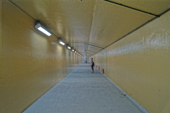 Deira - Bur Dubai - tunel