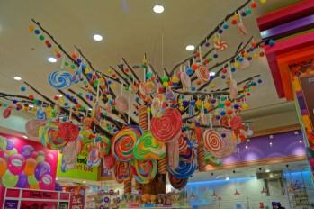 Dubai Mall - wnętrza