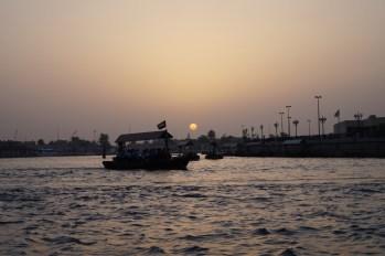 Dubaj - Abra