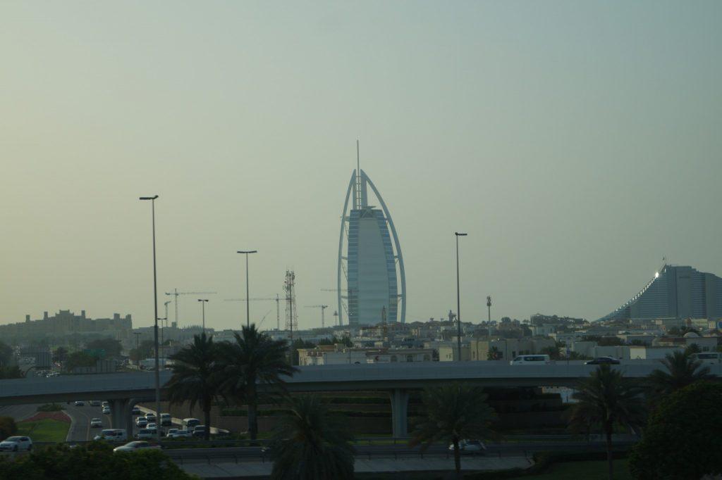 Dubaj - Burj al-Arab