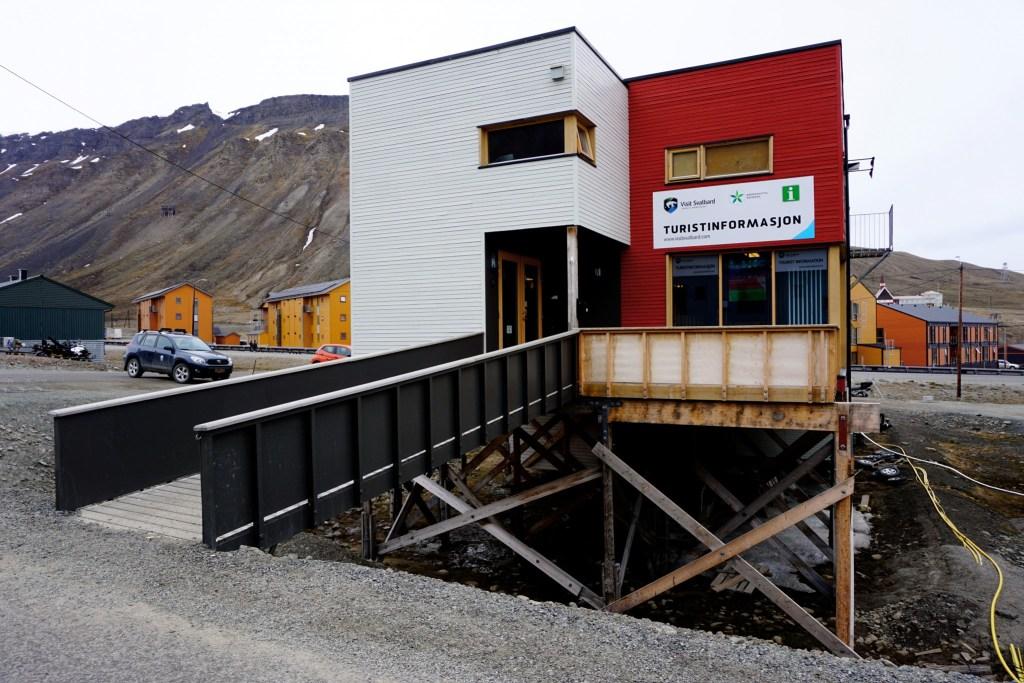 Longyearbyen - Informacja turystyczna
