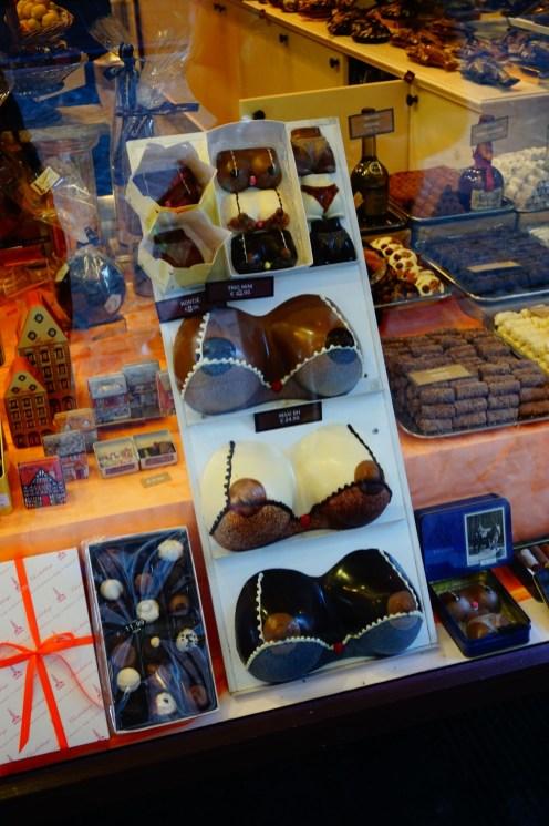 Brugia - czekoladowe cycki