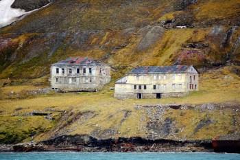 Svalbard - Grumant