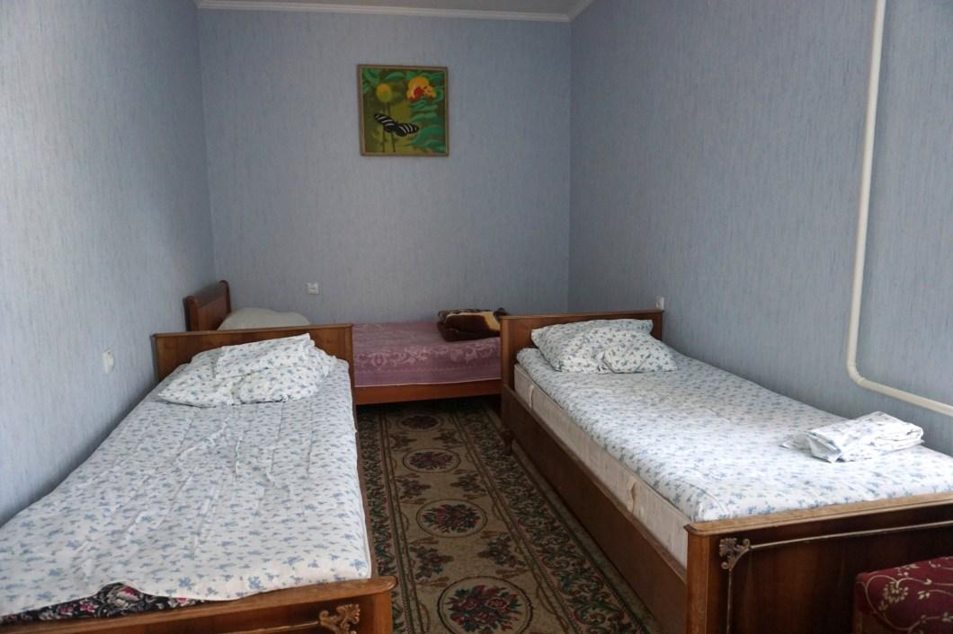 Noclegi w Uzbekistanie - Taszkient