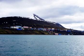 Barentsburg - panorama