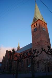 Helsingør - Katedra św. Olafa